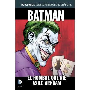 Colección novelas gráficas nº 59: El hombre que ríe/ Asilo Arkham