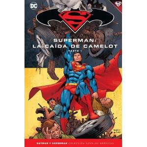 Batman y Superman - Colección Novelas Gráficas nº 39: Superman: La caída de Camelot (Parte 1)