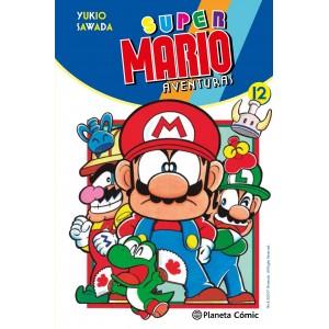 Super Mario Aventuras nº 12