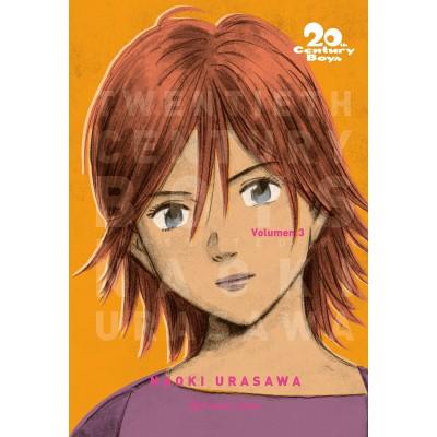20th Century Boys Kanzenban nº 03