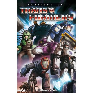 Transformers Marvel UK nº 02