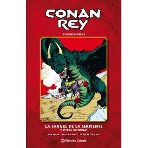 Conan Rey nº 09