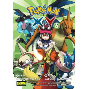 Pokemon X-Y nº 06