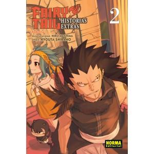 Fairy Tail Historias extras nº 02