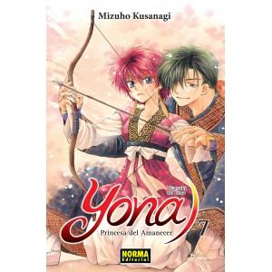 Yona, princesa del amanecer nº 07