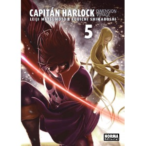 Capitán Harlock. Dimension Voyage nº 05