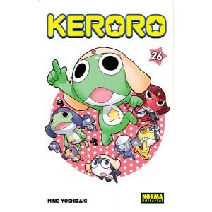 Keroro nº 26
