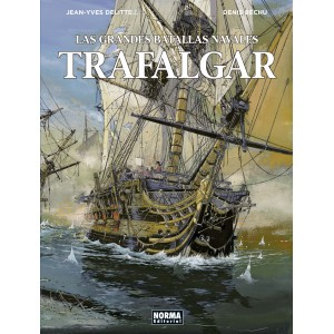 Las grandes batallas navales nº 01: Trafalgar
