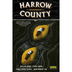 Harrow County nº 05. Abandonado