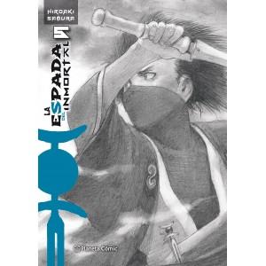 La Espada Del Inmortal Kanzenban nº 05