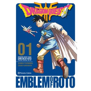 Dragon Quest: Emblem of Roto nº 01