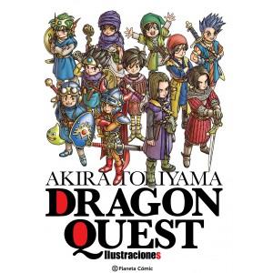 Dragon Quest: Akira Toriyama Ilustraciones