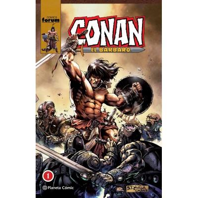 Conan el Bárbaro (Integral) nº 01