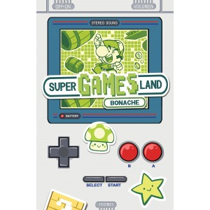 Super Games de Bonache: Super Games Land