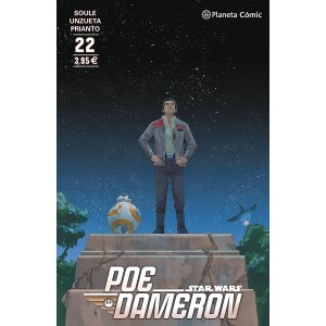 Star Wars Poe Dameron nº 22