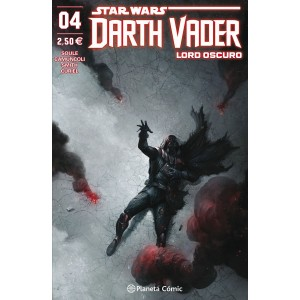 Star Wars Darth Vader: Lord oscuro nº 04