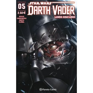 Star Wars Darth Vader: Lord oscuro nº 05