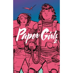 Paper Girls nº 02 (Tomo)