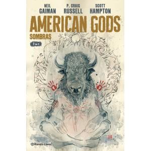 American Gods: Sombras nº 07