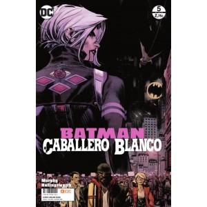 Batman: Caballero blanco nº 05