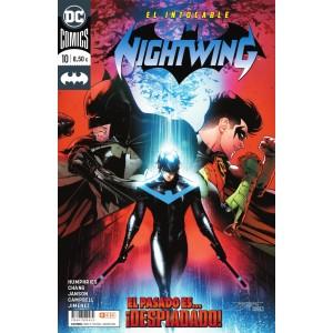 Nightwing nº 17/ 10 (Renacimiento)