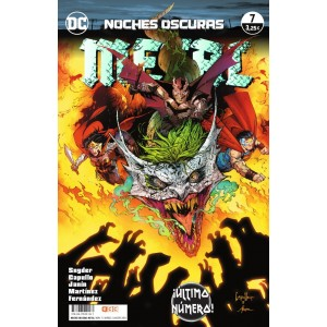 Noches oscuras: Metal nº 07