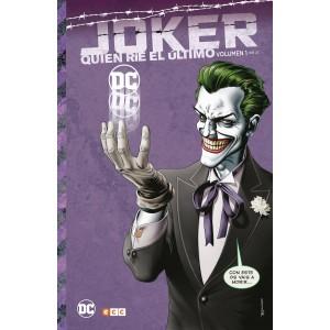 Joker: Quien ríe el último nº 01