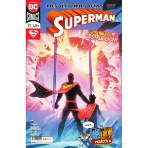 Superman nº 76/ 21 (Renacimiento)
