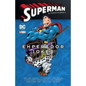 Superman: El nuevo milenio nº 03 - Emperador Joker