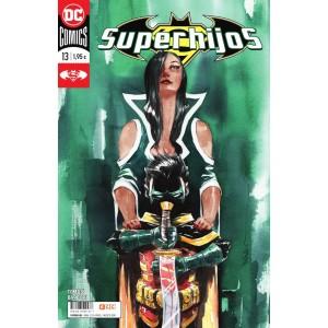 Superhijos nº 13