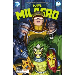 Mr. Milagro nº 07