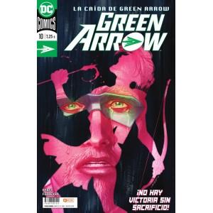 Green Arrow vol. 2, nº 10