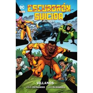 Escuadrón Suicida: Villanos