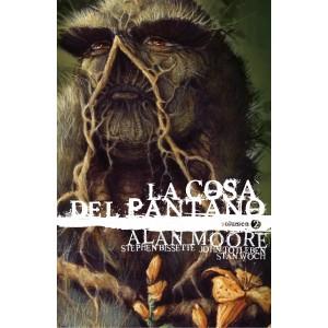 La Cosa del Pantano de Alan Moore: Edición Deluxe nº 02