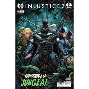 Injustice: Gods among us nº 63