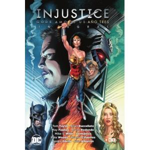 Injustice: Año tres (Integral)