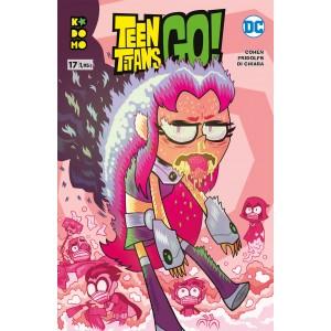 Teen Titans Go! nº 17