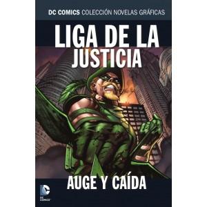 Colección novelas gráficas nº 61: Liga de la Justicia: Auge y caída