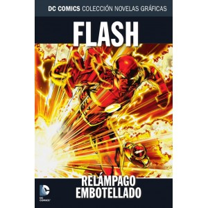 Colección novelas gráficas nº 62: Flash: Relámpago embotellado
