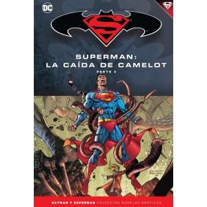 Batman y Superman - Colección Novelas Gráficas nº 40: Superman: La caída de Camelot (Parte 2)