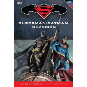 Batman y Superman - Colección Novelas Gráficas nº 41: Superman/Batman: Devoción