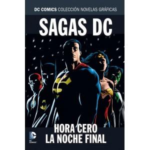Colección novelas gráficas Especial sagas DC: Hora Cero/ La noche final