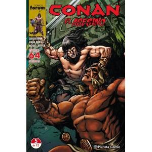 Conan El Asesino nº 05