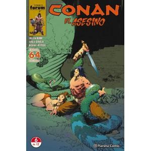 Conan El Asesino nº 06