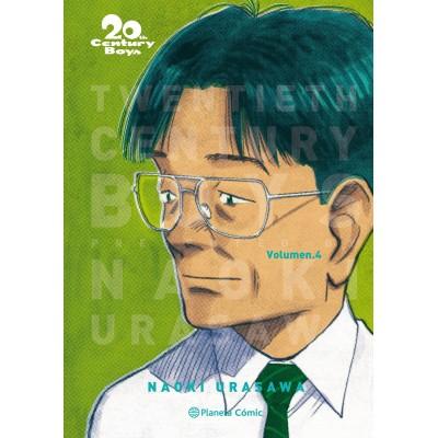 20th Century Boys Kanzenban nº 04