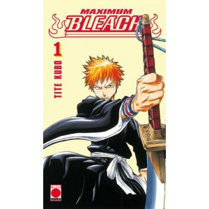 Bleach Maximum nº 01