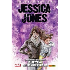100% Marvel HC. Jessica Jones nº 03