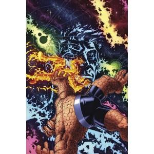 Héroes Marvel - Marvel 2 en uno: La Cosa y la Antorcha Humana nº 04