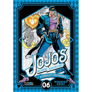 JoJo's Bizarre Adventure Parte 03: Stardust Crusaders nº 06