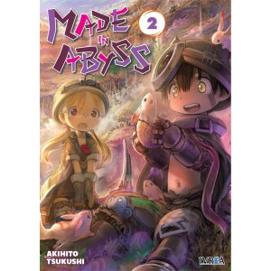Made in Abyss nº 02